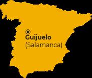 Mapa Localización Ibéricos Vallehermoso