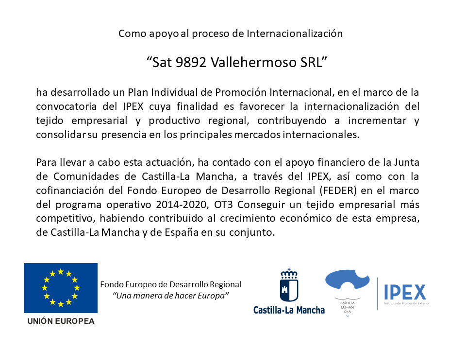IPEX Ibericos Vallehermoso