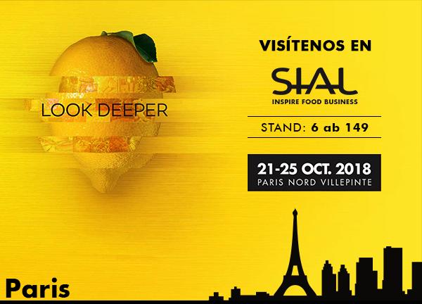 Stand Ibéricos Vallehermos en Sial Paris 2018