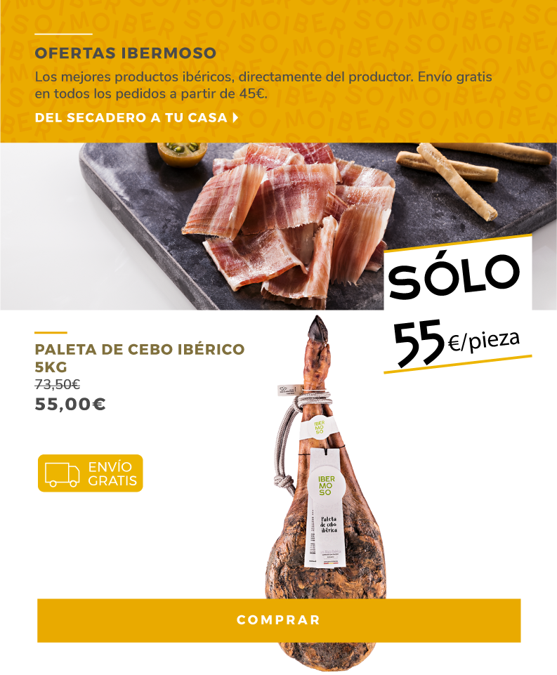 BLACK FRIDAY ibéricos Ibermoso